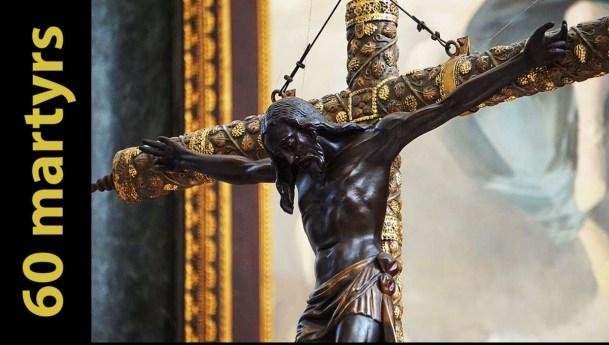 La béatification des soixante martyrs vincentiens pendant la guerre civile espagnole