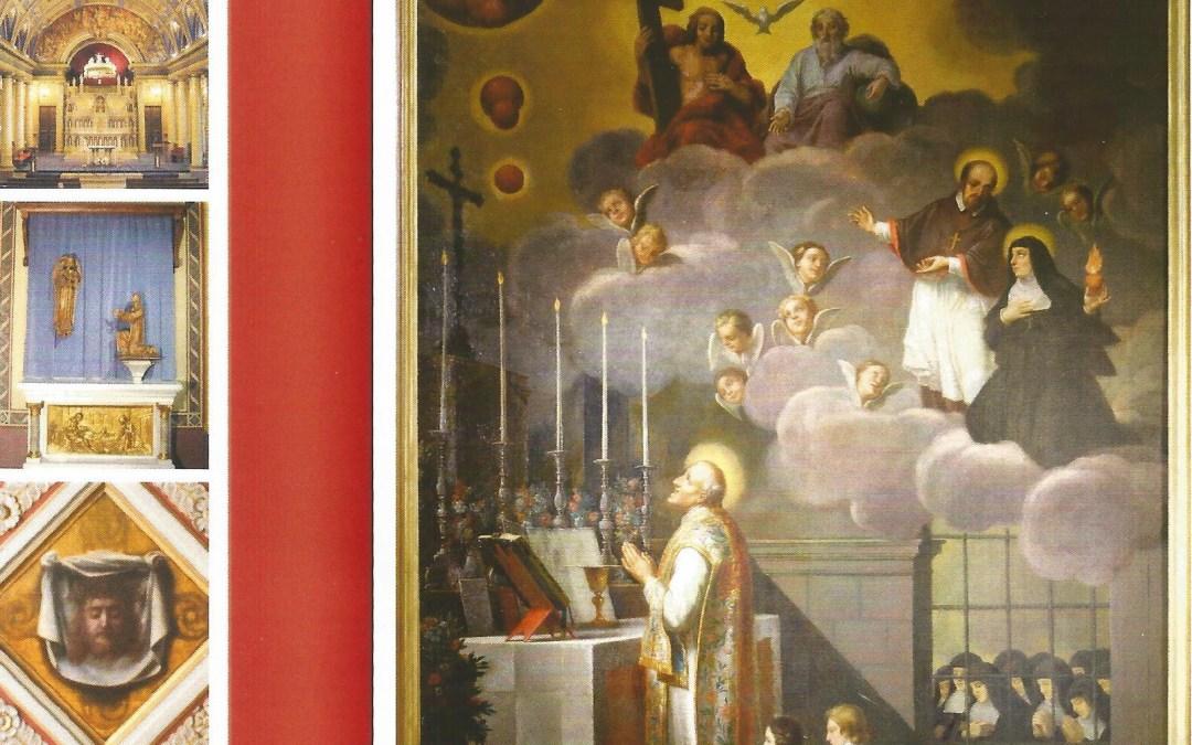 L'Archiconfrérie de la Sainte Agonie de Notre-Seigneur Jésus-Christ