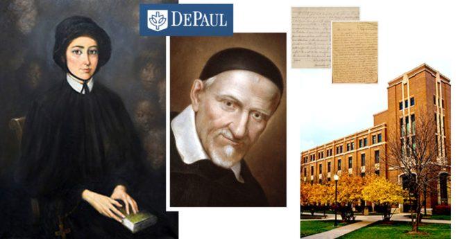 L'Institut d'Etudes Vincentiennes acquiert une lettre de la famille Seton de quatre pages