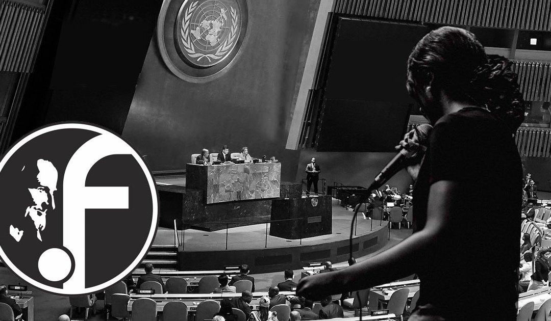 La famille vincentienne dit sa vérité à l'ONU