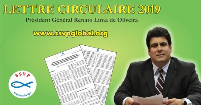 Dans sa nouvelle Lettre circulaire, le Président Général de la SSVP invite les Vincentiens du monde entier à chercher la sainteté