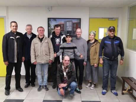 Depaul France: De la joie dans la vie avec la visite du Supérieur Général