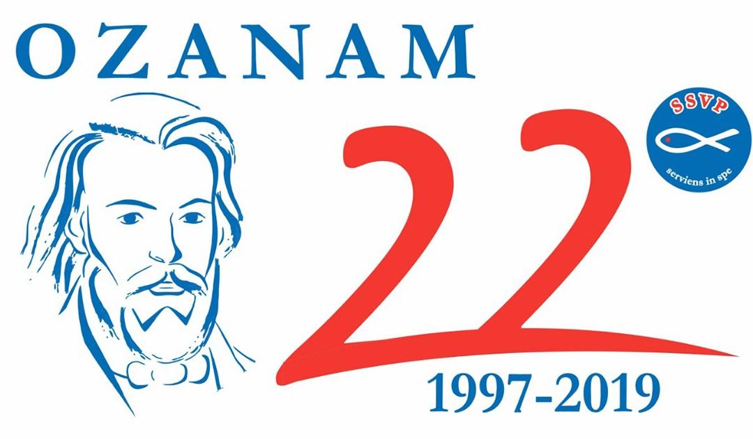 La Famille Vincentienne en fête: 22 ans depuis la béatification d'Antoine Frédéric Ozanam !