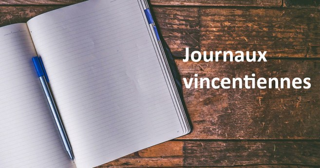 Journaux Vincentiens : Le Passage