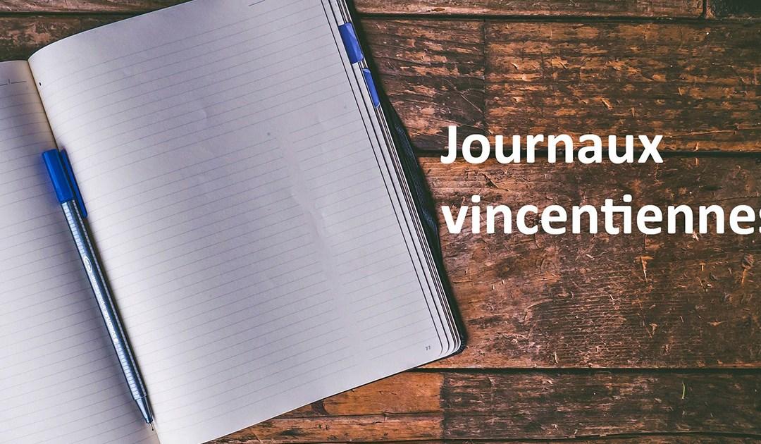 Jornaux Vincentiennes : Chez moi !