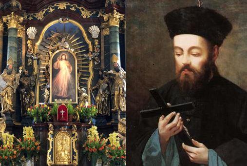 Un saint de Wuhan en Pologne