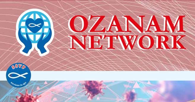 La SSVP une nouvelle édition du magazine « Ozanam Network »