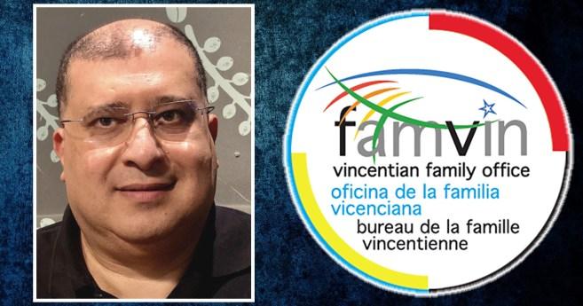 Un Nouveau membre au Bureau de la Famille Vincentienne