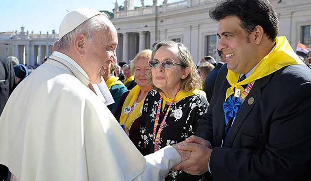 Le Pape François nomme le Président Général de la SSVP pour intégrer un Dicastère du Saint-Siège