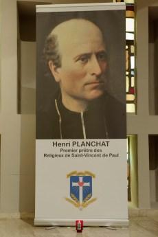 150ème anniversaire du martyre du  Père Henri Planchat
