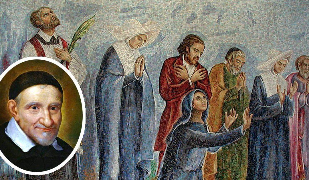 Messaggio di padre Tomaž Mavrič, C.M. per la festa di San Vincenzo de 'Paoli