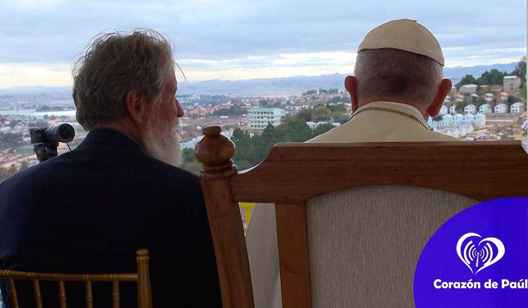 La bella preghiera di Papa Francesco per i lavoratori di Akamasoa
