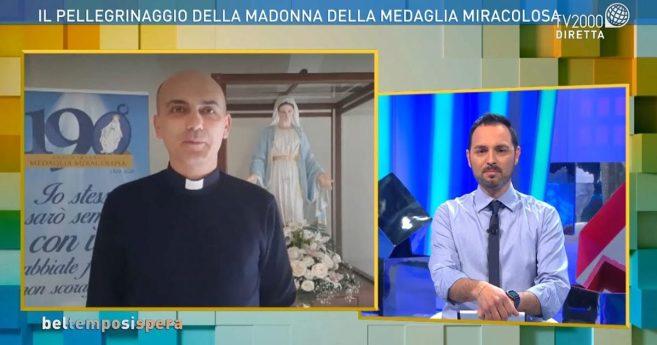 Il Pellegrinaggio della Madonna della Medaglia Miracolosa (video)