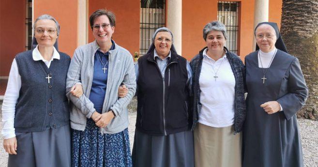 Sr Maria Rosa Muscarella nuova Superiora Generale delle Suore della Carità di Santa Giovanna Antida Thouret