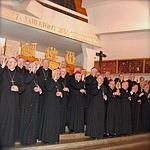 Biskupi polscy w Sanktuarium Cudownego Medalika na Olczy