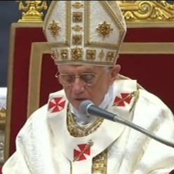 Msza Krzyżma Świętego – homilia Benedykta XVI