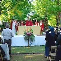 homilia w czasie Mszy św. dziękczynnej za beatyfikację S. Małgorzaty Rutan SM