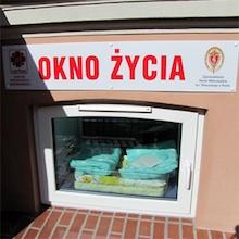 Okno życia w Gnieźnie