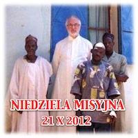 Orędzie Benedykta XVI na Światową Niedzielę Misyjną 2012