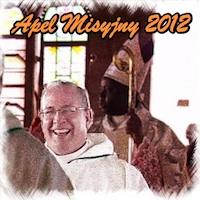 Apel Misyjny 2012 – List Przełożonego Generalnego