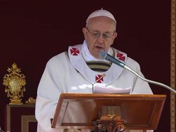 Homilia Papieża Franciszka podczas inauguracji pontyfikatu [pełny tekst]