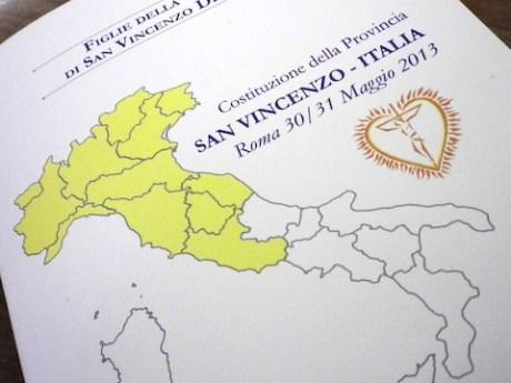 Nowa prowincja Sióstr Miłosierdzia we Włoszech