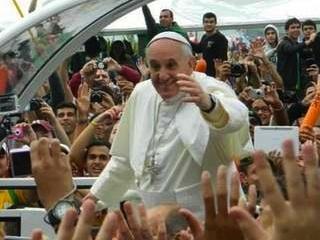 Orędzie Papieża Franciszka na Światowy Dzień Młodzieży 2014