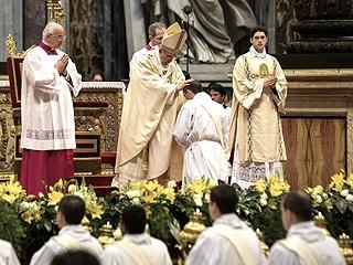 Orędzie Papieża Franciszka na 52. Światowy Dzień Modlitw o Powołania