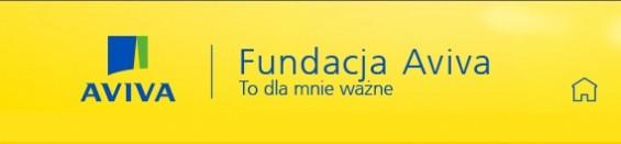 Fundacja Aviva header