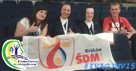 Delegacja polska na Zjazd Generalny WMM