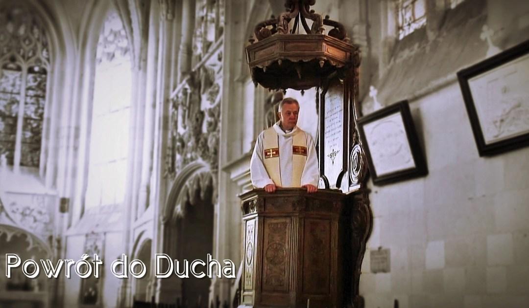 Powrót do Ducha • Refleksja filmowa Ks. Tomaža Mavriča