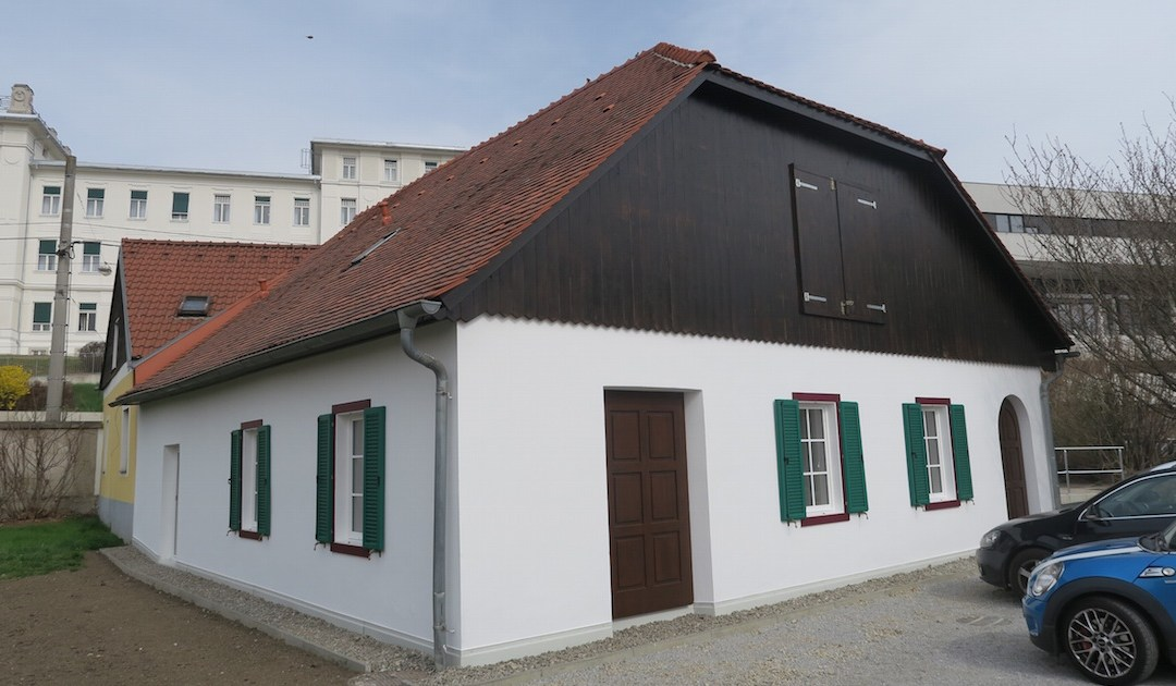Vinzidorf-Hospiz: projekt wincentyński dla chorych bezdomnych w Austrii