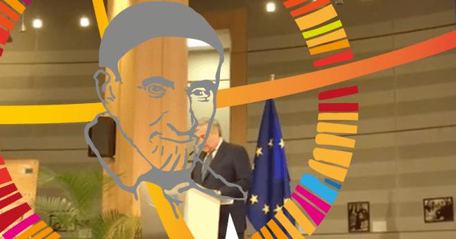 [Wideo] Rodzina Wincentyńska w Parlamencie Europejskim