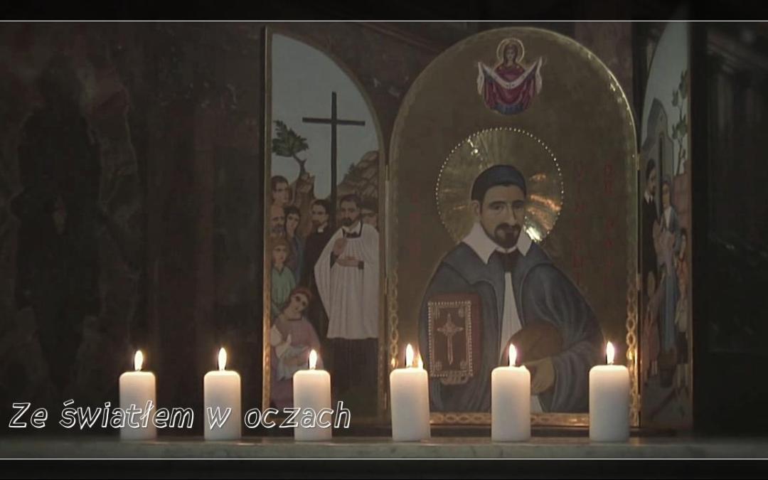 Ikona Miłosierdzia: Ze światłem w oczach • Rozważanie wideo Ks. Tomaža Mavriča CM