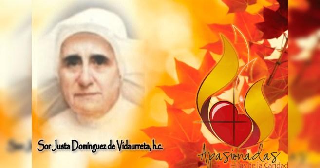 Cztery oblicza Służebnicy Bożej S. Justy Dominguez de Vidaurreta SM