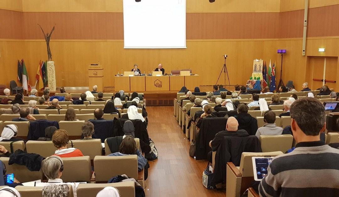 Spotkanie liderów Rodziny Wincentyńskiej w Rzymie. Dzień drugi. #FamVin2020Roma