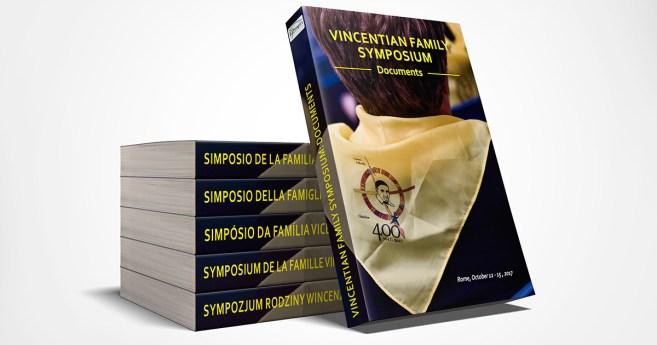 Opublikowano antologię dokumentów z Sympozjum Rodziny Wincentyńskiej