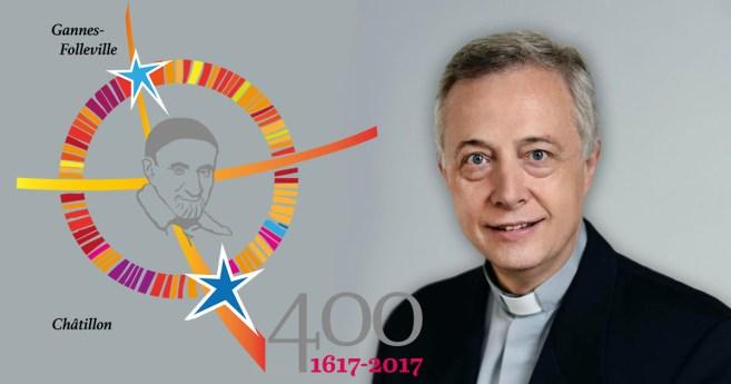 Mensagem do Superior Geral, Padre Tomaz Mavrič, CM, no início do 400º aniversário do Carisma Vicentino