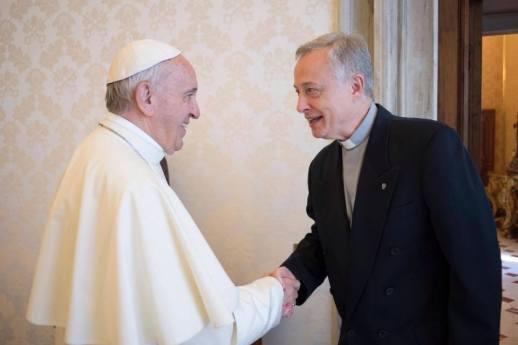Simpósio vicentino com o Papa Francisco já tem mais de 2,6 mil inscritos