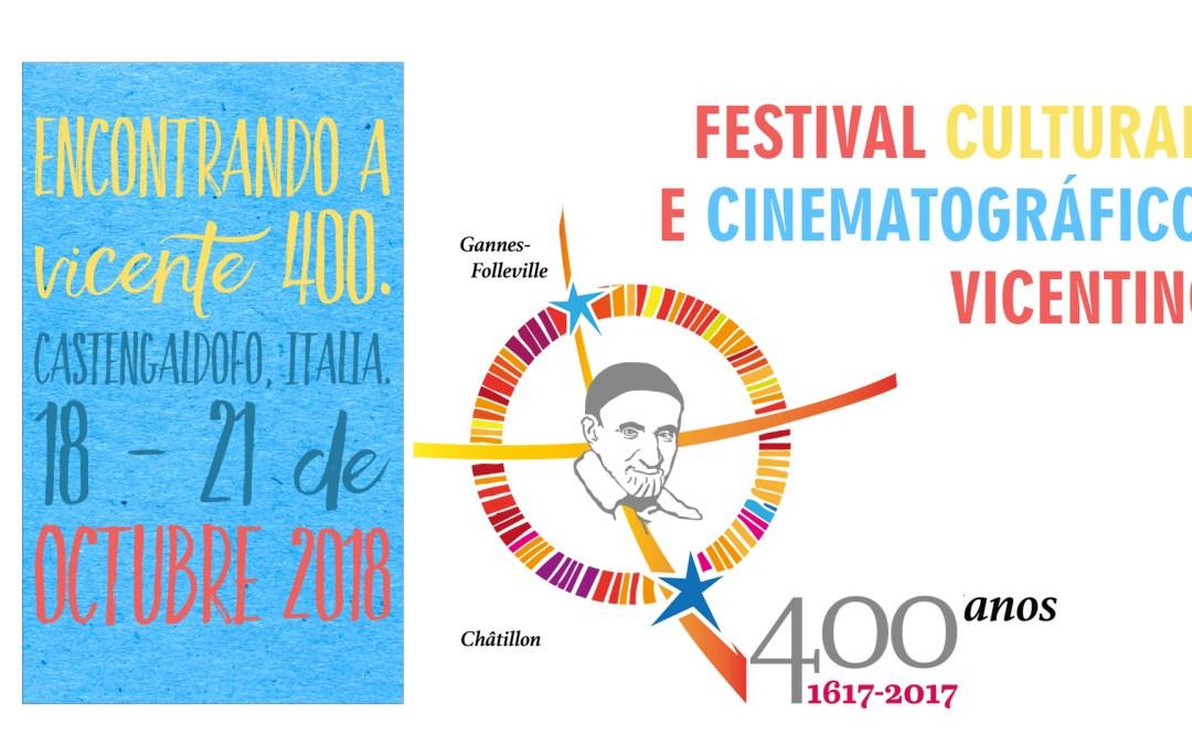 Divulgadas as regras para o Concurso Internacional de Filmes e artes da Família Vicentina