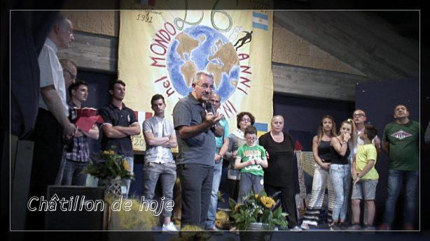 Châtillon de hoje • Um vídeo do Pe. Tomaz Mavrič, CM