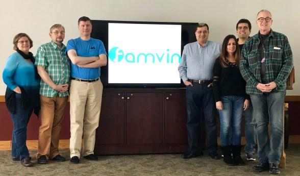 Equipe do portal Famvin.org reuniu-se na Filadélfia (EUA)