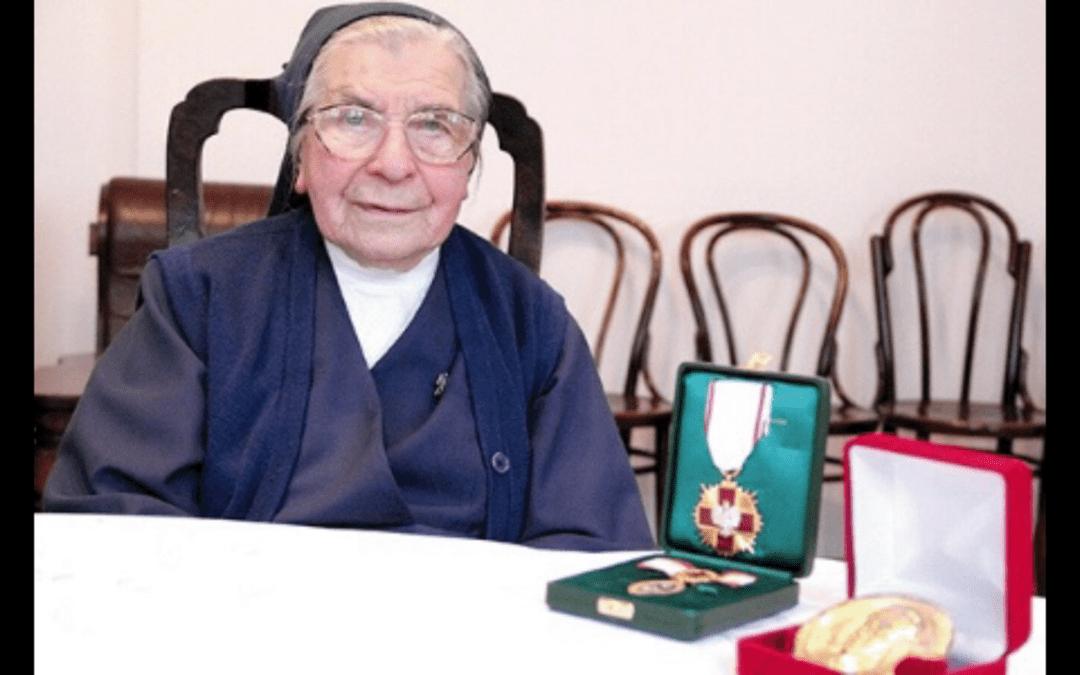 Uma irmã vicentina completa 106 anos de vida!