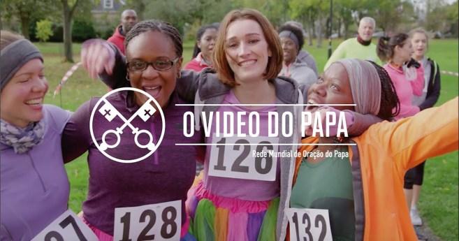 """""""O Vídeo do Papa"""": A Missão dos Leigos (Maio de 2018)"""