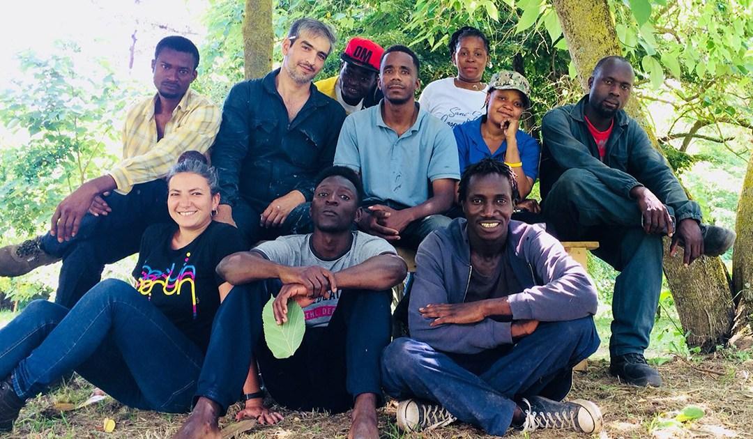 Refugiados em Roma encontram ajuda em projeto de Mudança Sistêmica na Cúria Geral da Congregação da Missão