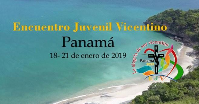 As Jornadas Mundiais da Juventude e o Encontro Internacional da Juventude Vicentina – Panamá 2019