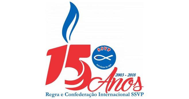 Celebramos hoje os 15 anos da Regra e da Confederação da Sociedade de São Vicente de Paulo