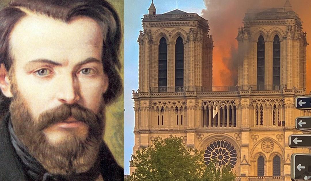 Frederico Ozanam e a Catedral de Notre-Dame