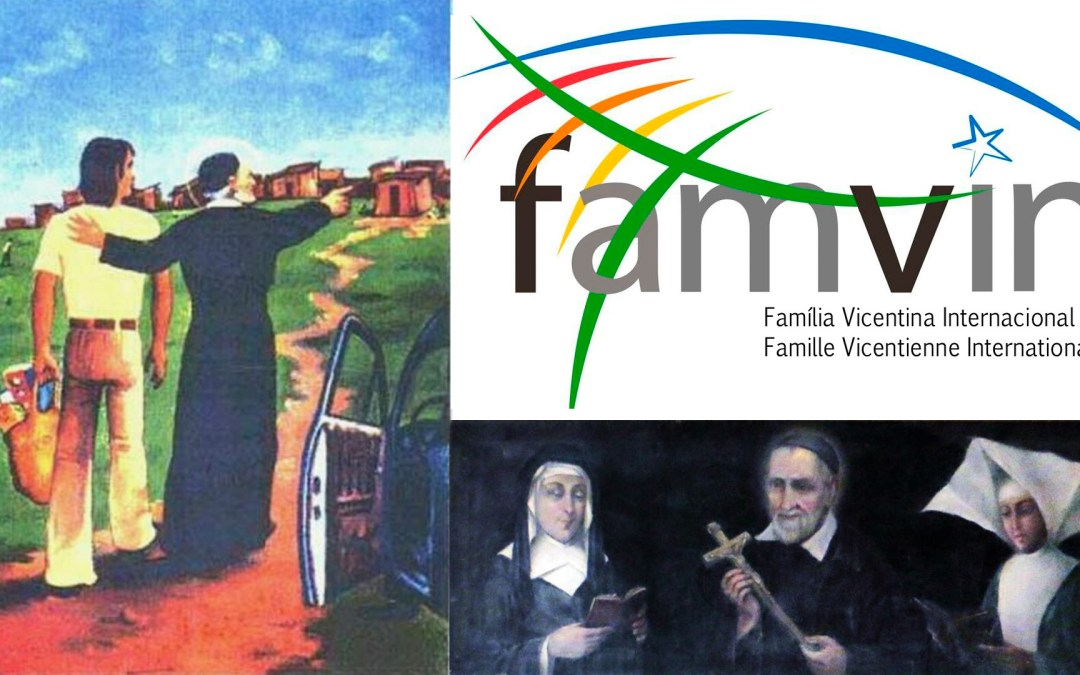 XV Encontro Nacional da Família Vicentina do Brasil começa nesta quinta-feira