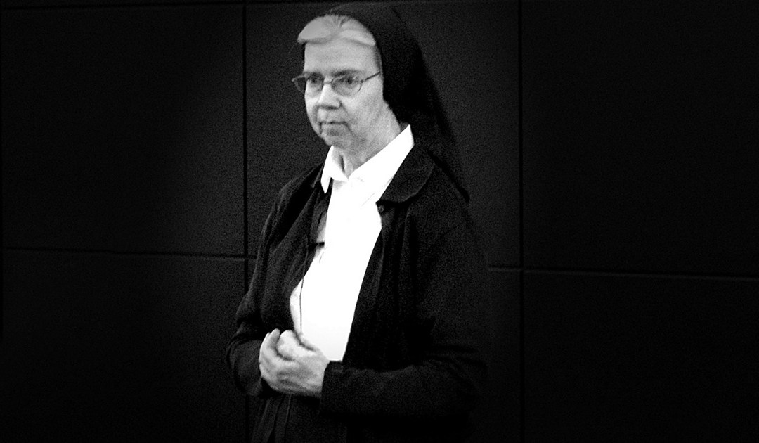 A Irmã Kathleen Appler, Superiora Geral das Filhas da Caridade, faleceu